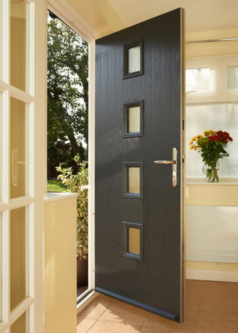 Barcelona Grp Front Door In Anthracite Grey By Anglian Home Improvements Myglazing Com