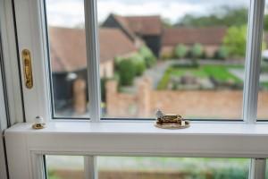 Box sash window by Masterframe myglazing ggf
