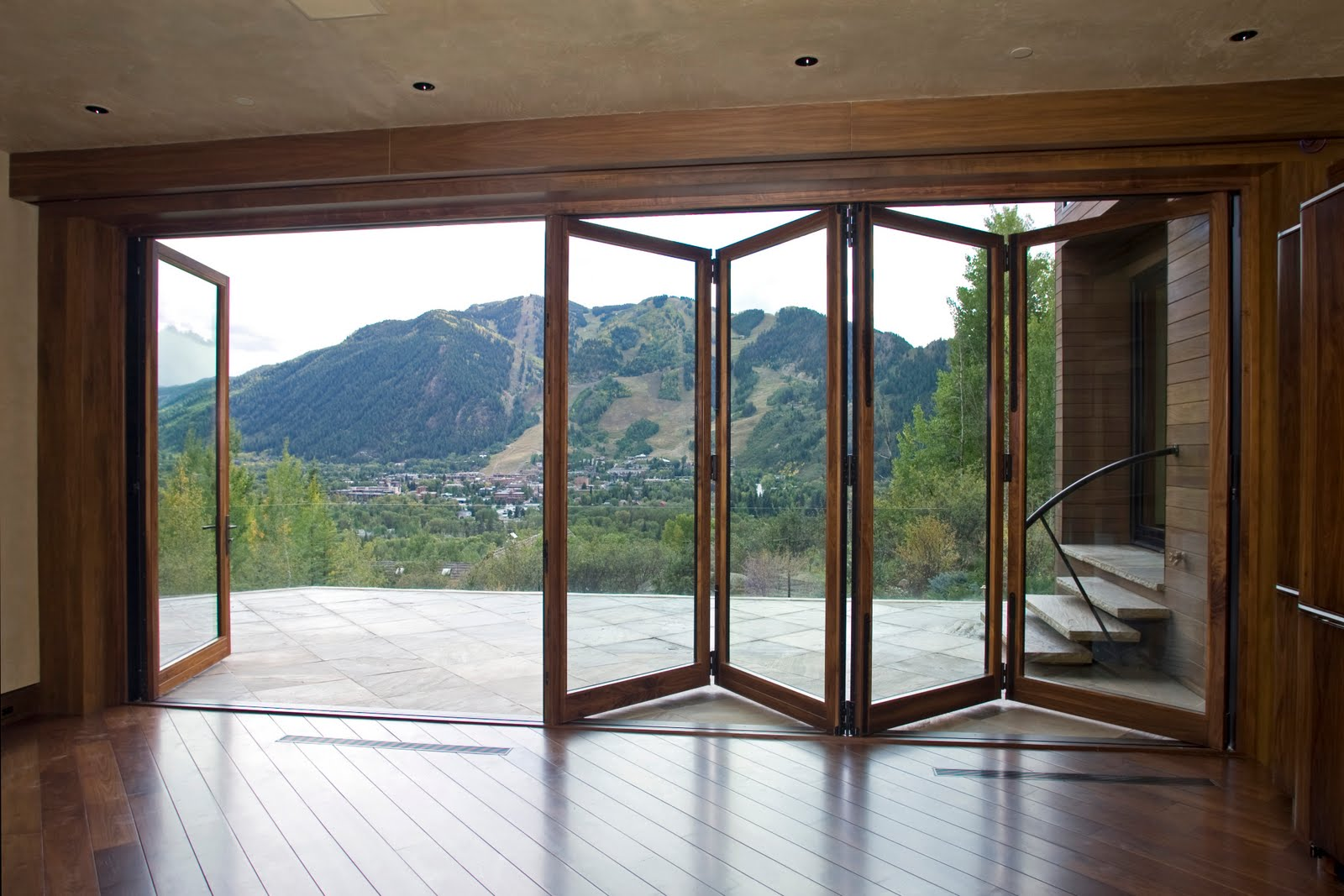 Bi folding doors home glazing inspiration for Local windows and doors