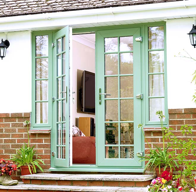 French Doors Home Glazing Inspiration