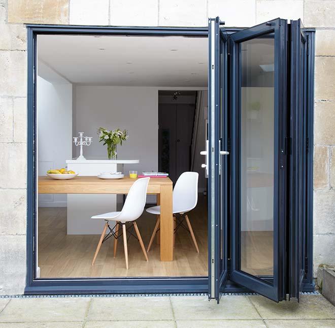 Bi-Folding Doors Inspiration. ?. ? & Bi-Folding Doors - Home Glazing Inspiration | MyGlazing.com