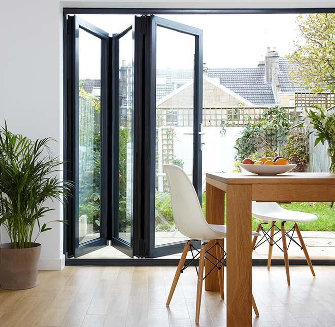 Bi-Folding Doors Inspiration. ?. ? & Bi-Folding Doors - Home Glazing Inspiration | MyGlazing.com pezcame.com