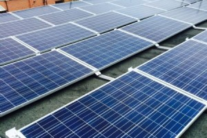 Solar PV Panels by GGF Member myglazing