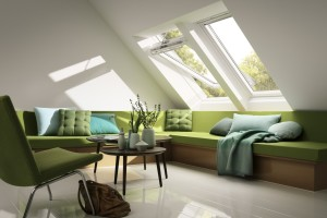Roof windows by VELUX myglazing ggf
