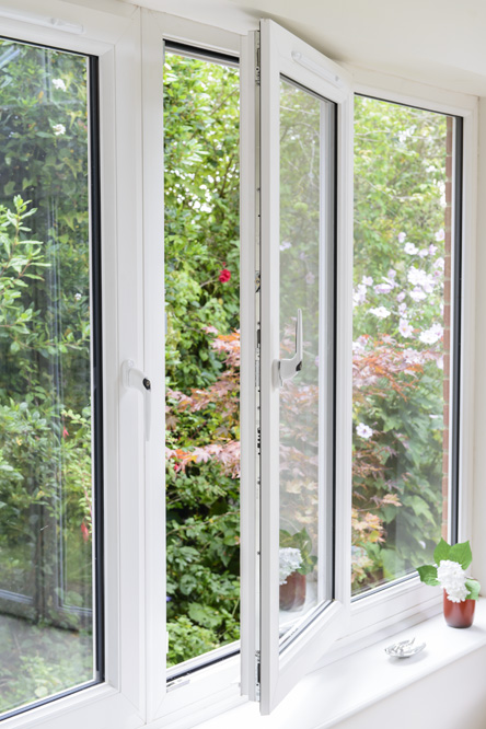 how to remove tilt and turn windows