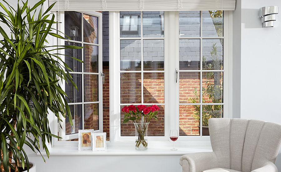 casement windows by Anglian Home Improvements