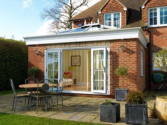 brick orangery by everest limited