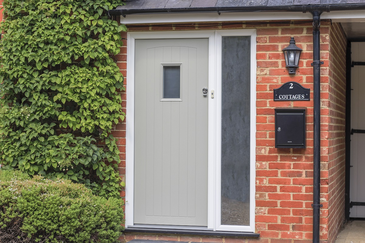 Entrance doors home glazing inspiration for Composite front doors
