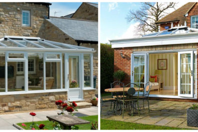 Conservatory or orangery - what's the difference?