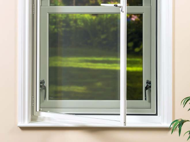 secondary glazing window by everest
