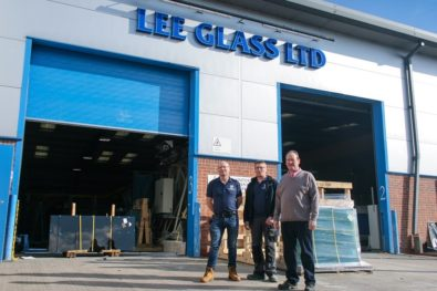 Family-run Lee Glass and Glazing celebrates 50 years
