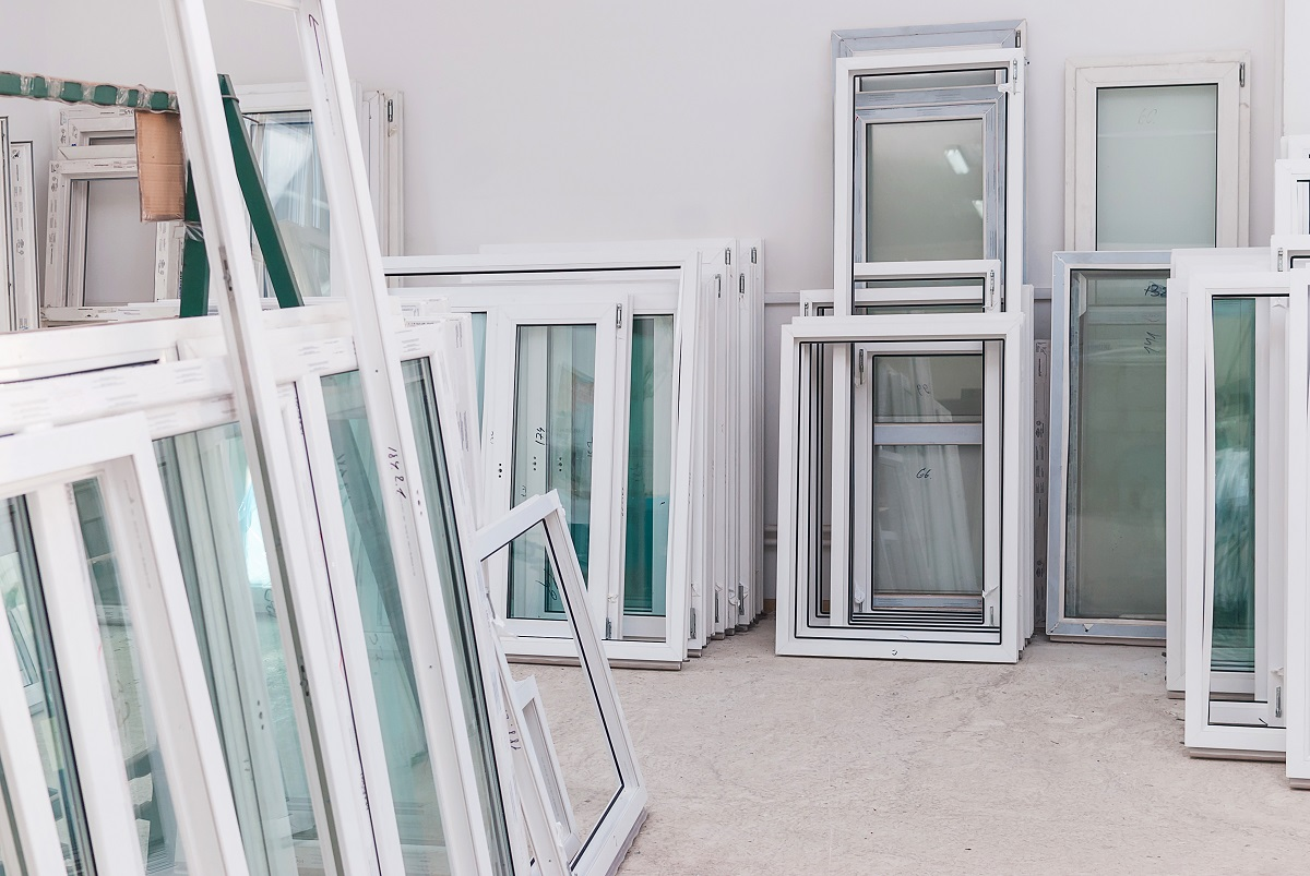 window units stacked