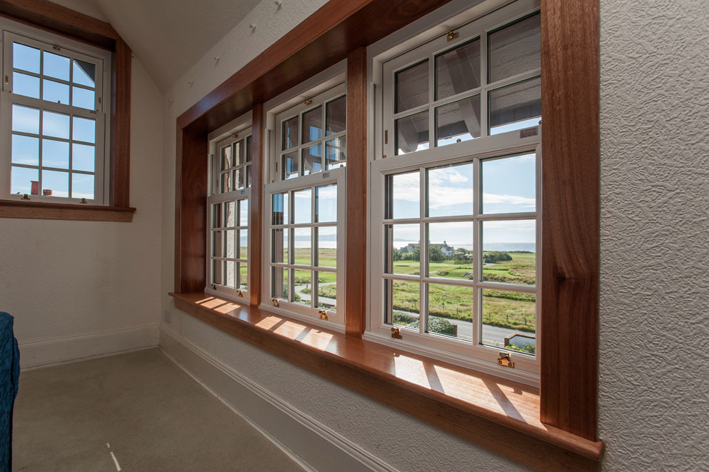 sash windows mokoia house troon golf club scotia double glazing masterframe