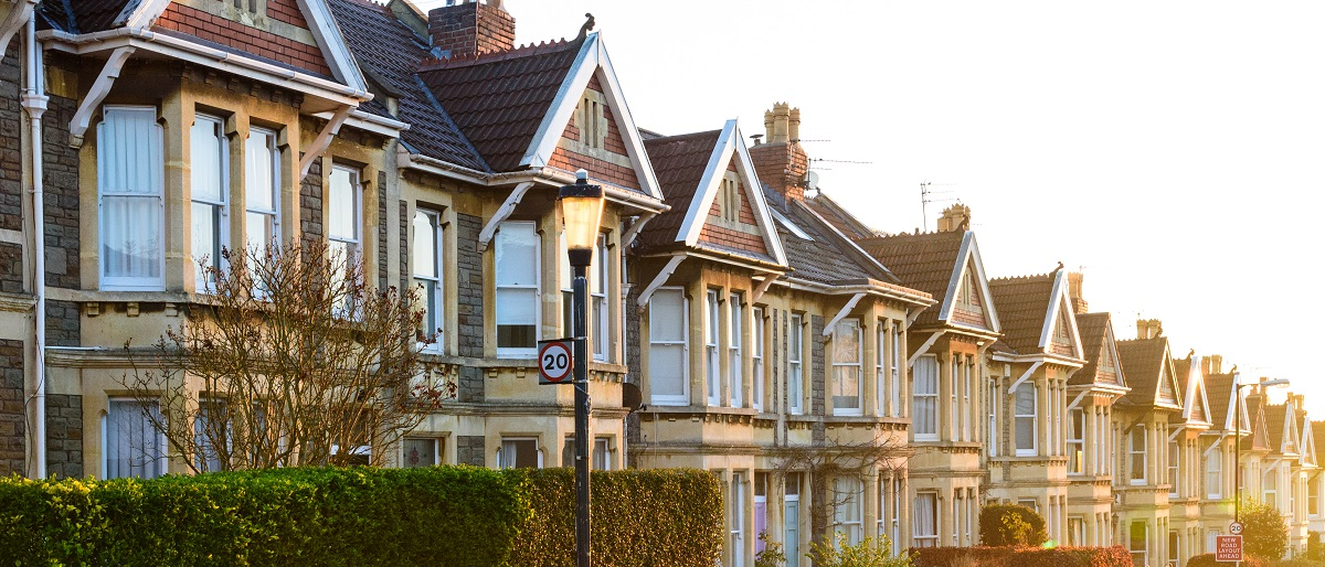 row of victorian houses, myglazing consumer survey