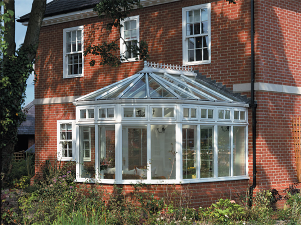 Victorian conservatory by Kitson Windows