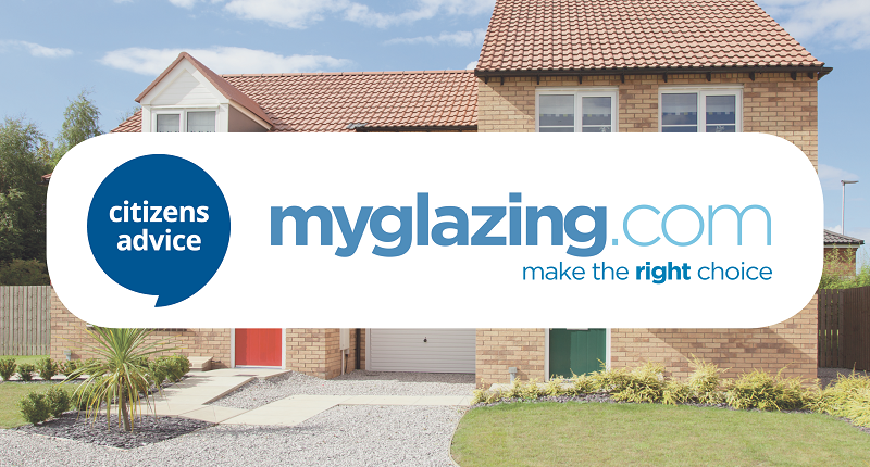 myglazing and citizens advice partnership