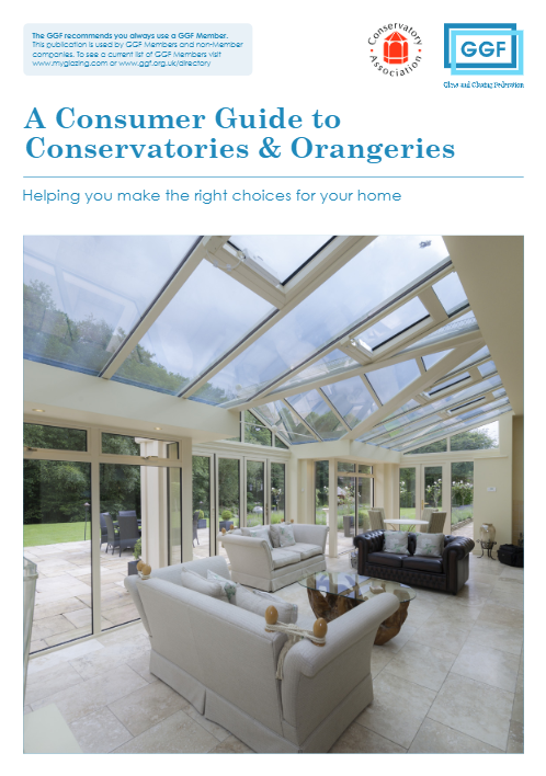 GGF Consumer Guide for Conservatories and Orangeries B5 Proof 8