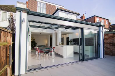 Safe Glazing Improvements for Outside Your Home