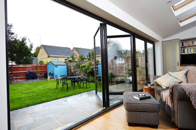 The homeowner's guide to buying and installing bi-folding sliding doors